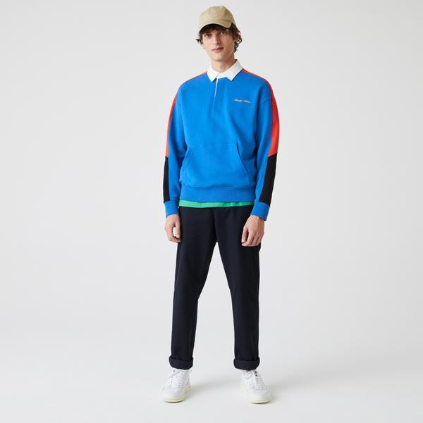 Lacoste Men's Regular Fit Cotton Chino Pants