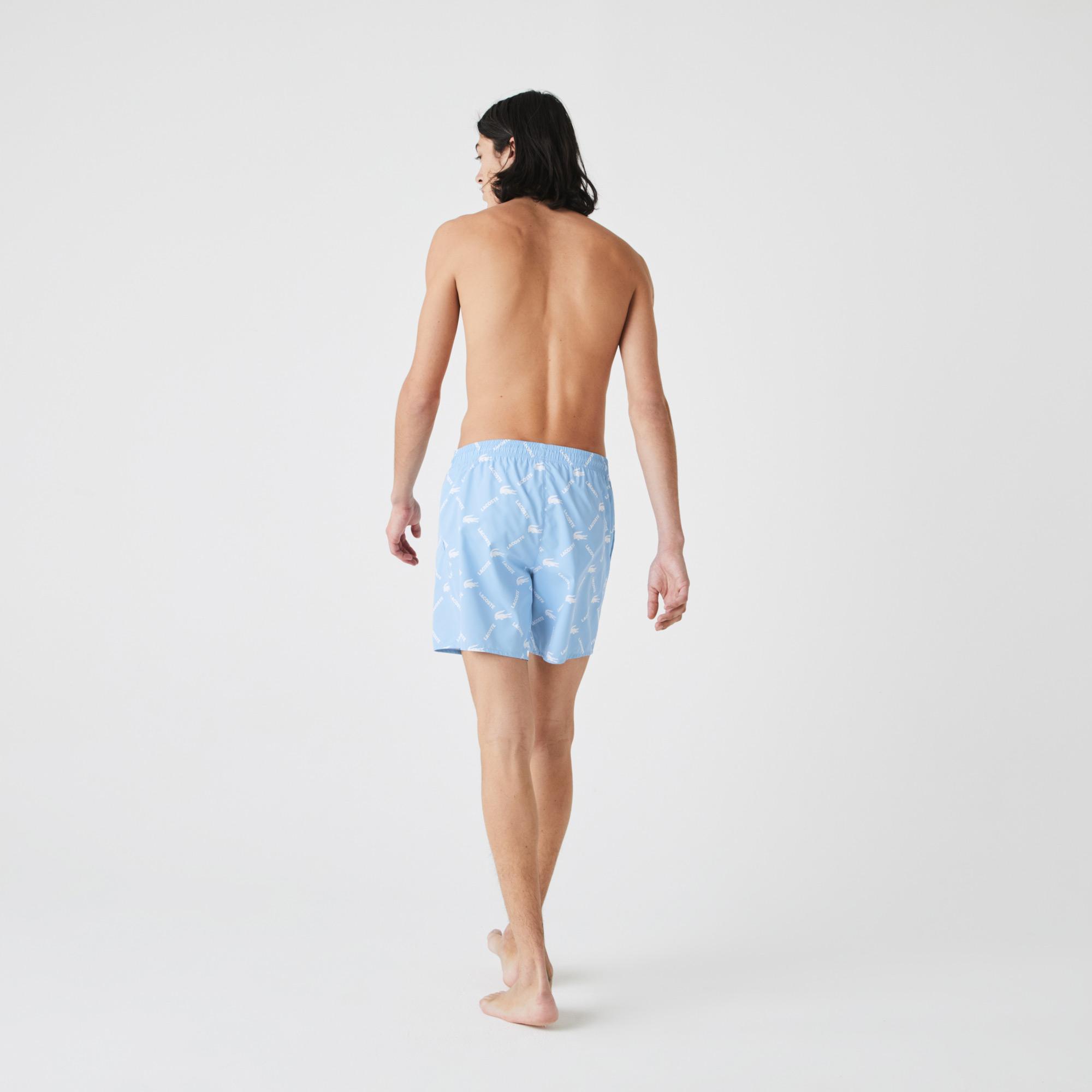 Lacoste шорти для плавання чоловічі LIVE