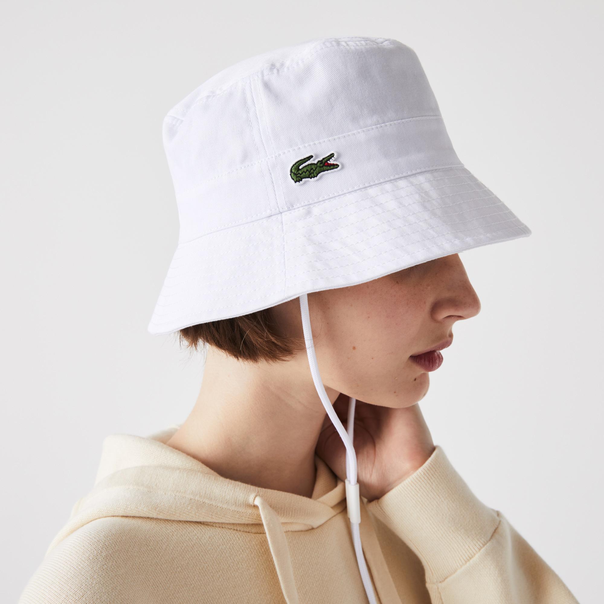 Lacoste кепка жіноча Drawstring