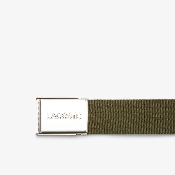 Lacoste ремінь чоловічий Made In France