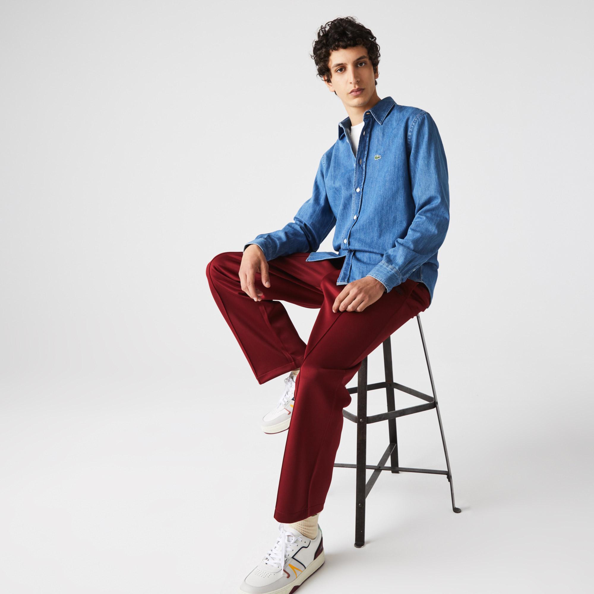 Lacoste сорочка чоловіча стартного крою