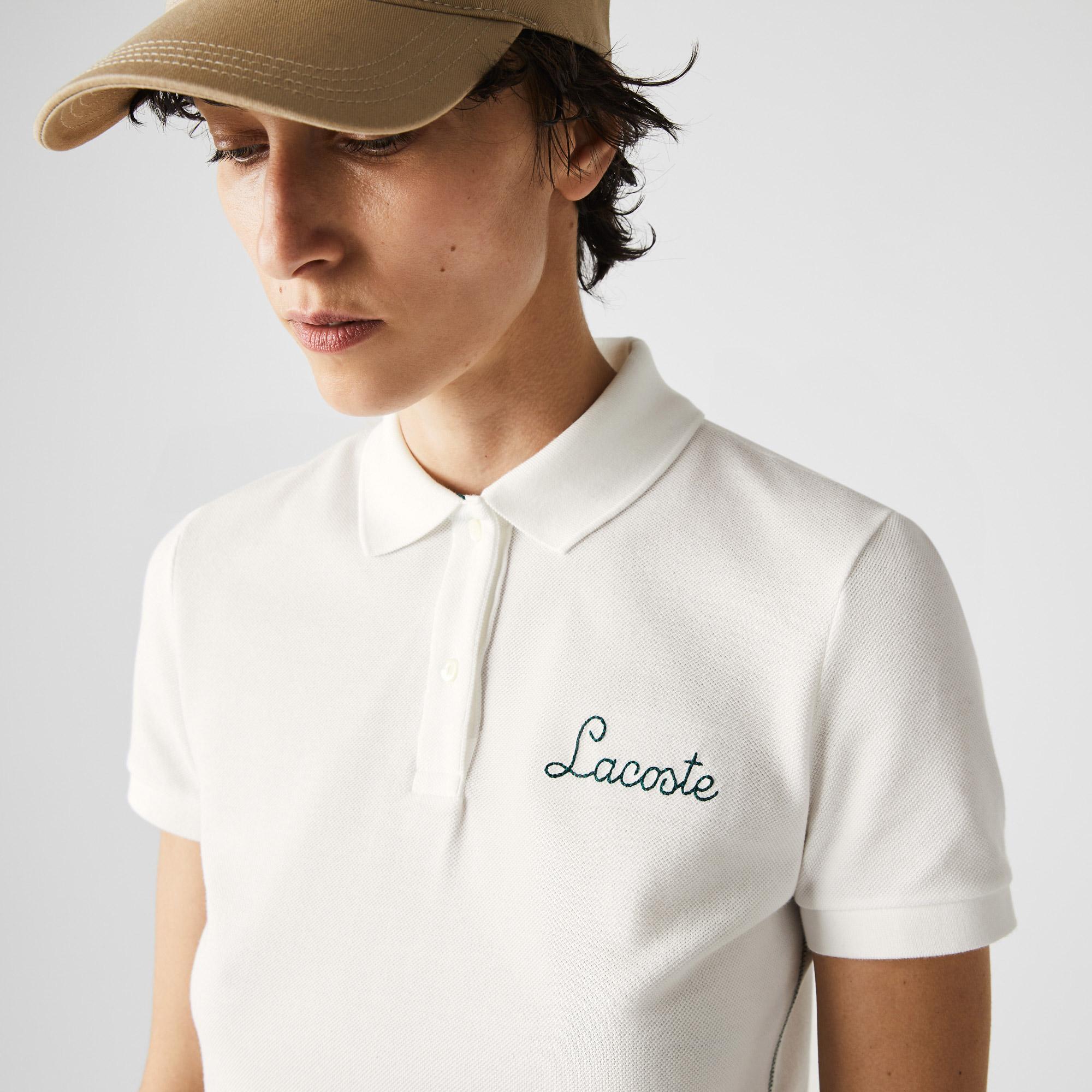 Lacoste поло жіноче стандартного крою