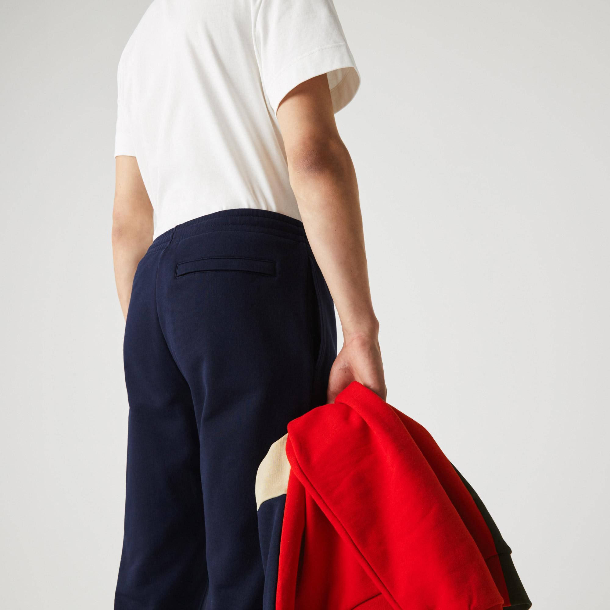 Lacoste костюм спортивний чоловічий на блискавці