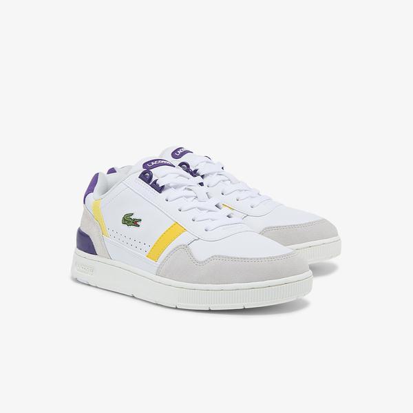 Lacoste кросівки жіночі  T-CLIP