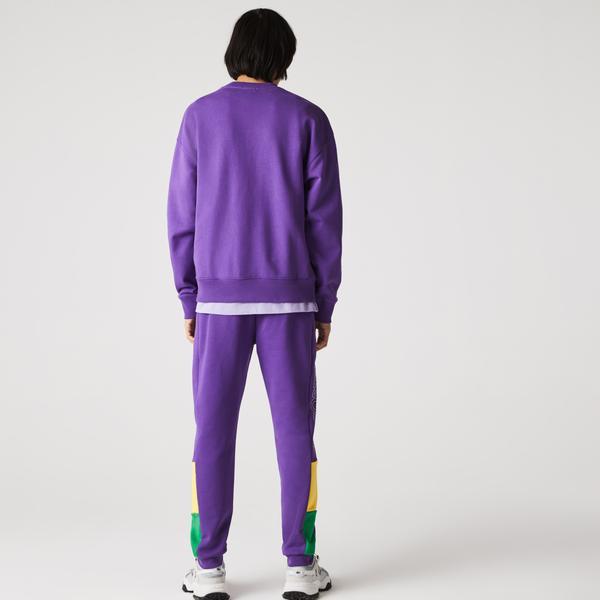 Lacoste штани спортивні чоловічі Colorblock